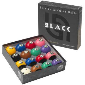 Black Pool Ball Set 2 Jpg Egpoolcue